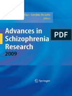 Advances in Schizophrenia Research 2009