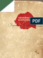 Geografia Economica a Republicii Romania 01