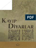 PDF183 Zecharia Sitchin - Dünya Tarihçesi 4 - Kayıp Diyarlar