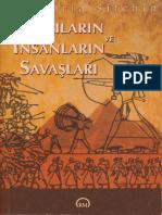 PDF187 Zecharia Sitchin-1985-Tanrıların Ve Insanların Savaşları