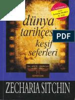 PDF190 Zecharia Sitchin-2004-Dünya Tarihçesi Seferleri