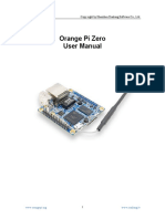 OrangePi Zero_H2 User Manual_v0.9.1