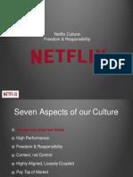 Netflix's Organisational Culture | Organizational Culture