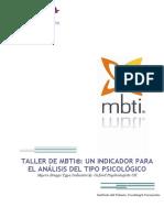 MBTI - descripción