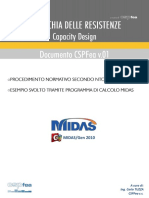 Capacity Design Versione 01