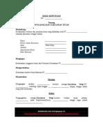 Contoh Surat Pengangkatan Karyawan Tetap(4)