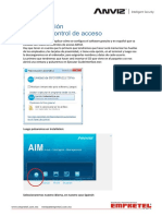 Anviz Software Cont Acceso