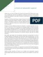Libro El Futuro Del Curriculo de Educación Superior