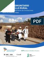 TURISMO COMUNITARIO Y DESARROLLO RURAL.pdf