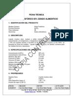 ACIDO-FOSFÓRICO