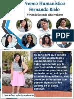 Premio Estudiantes Frases