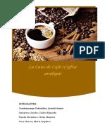 Informe de Catacion Del Café
