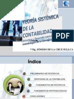 Teoría Sistémica de La Contabilidad. Huancayo, 2012