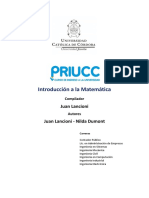 Introduccion a La Matematica 2017