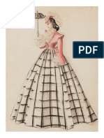 "Walter Plunkett costume design Scarlett O'Hara ""Gone With The Wind"" 1939"