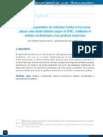 Análisis Comparativo de Colombia Frente a Los Nueve Países Más Desarrollados Según El Iepg, Mediante El Análisis Multivariado y Los Gráficos Pictóricos