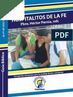 GUIA BIBLICA Del Libro Hospitalitos de La Fe