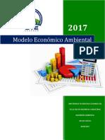 Modelo Economico_Sector Forestal