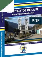 INSTRUCTIVO MISIONERO Del Libro Hospitalitos de La Fe