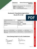 Rohling Ventilsitzring 36,5 x 10,0 x 28,0