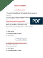 Proyecto de Econometria