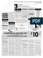 Claremont COURIER Classifieds 7-7-17