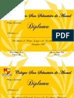 Diplomas 2017