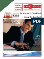 Brochure ECSA