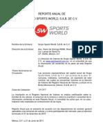 GSW ReporteAnual2010