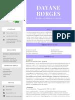 Dayane a. Da Silva Borges.