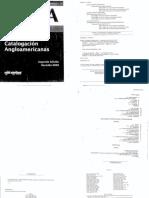 Reglas de Catalogación Angloamericanas, 2da Revisión, 2003
