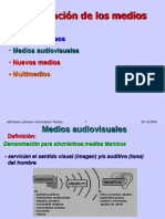 Medios Audiovisuales (1)
