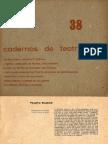 Cadernos de Teatro (18)
