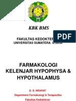 MS.K.50.Pharmacology of the Hipothalamus n Pituitary Gland