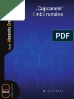 Alexandru Graur - Capcanele limbii romane_calc.pdf