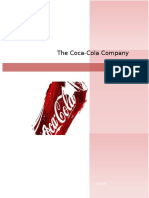 Marketing Mix of Coca Cola CCBPL
