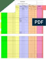 Asignación Plan de Trabajo Semestral Académico 2017-01