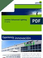 JCC Leviton Advanced Lighting Products Presentation 2017 Spain