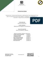 Expedicion y Modificaciones de Licencias de Funcionamiento de Insituciones de Formación Para El Trabajo y Desarrollo Humano