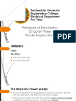 4 Diode Applications