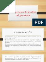 EQUIPO 10 Recuperación de Licuables Del Gas Natural
