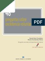 48 Preguntas sobre la excedencia voluntaria en España