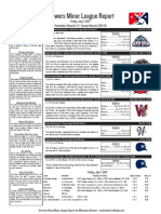 7.7.17 Brewers Minor League Report