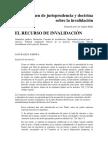 Recurso de Invalidacion Luís Aquiles Mejía