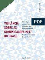 Vigilancia Sobre as Comunicacoes No Brasil 2017 InternetLab