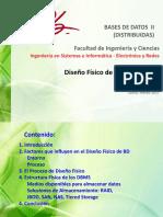 1. Diseño Físico de Base de Datos