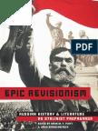 Kevin M. F. Platt, David Brandenberger-Epic Revisionism_ Russian History and Literature as Stalinist Propaganda (2006)