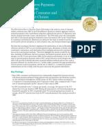 2016 Payments Study Recent Developments 20170630