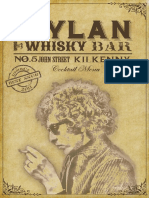 Dylan Whisky Bar Menu