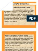 Comunicação Empresarial - profa. Katia R. Luizari - Aula 3